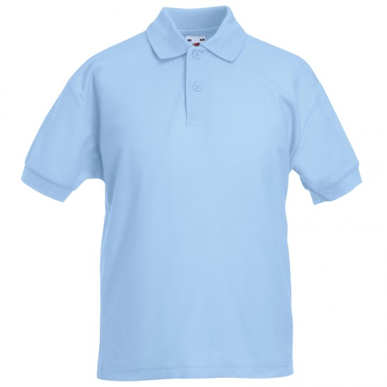 SS417_Sky Blue Polo Shirt_FT